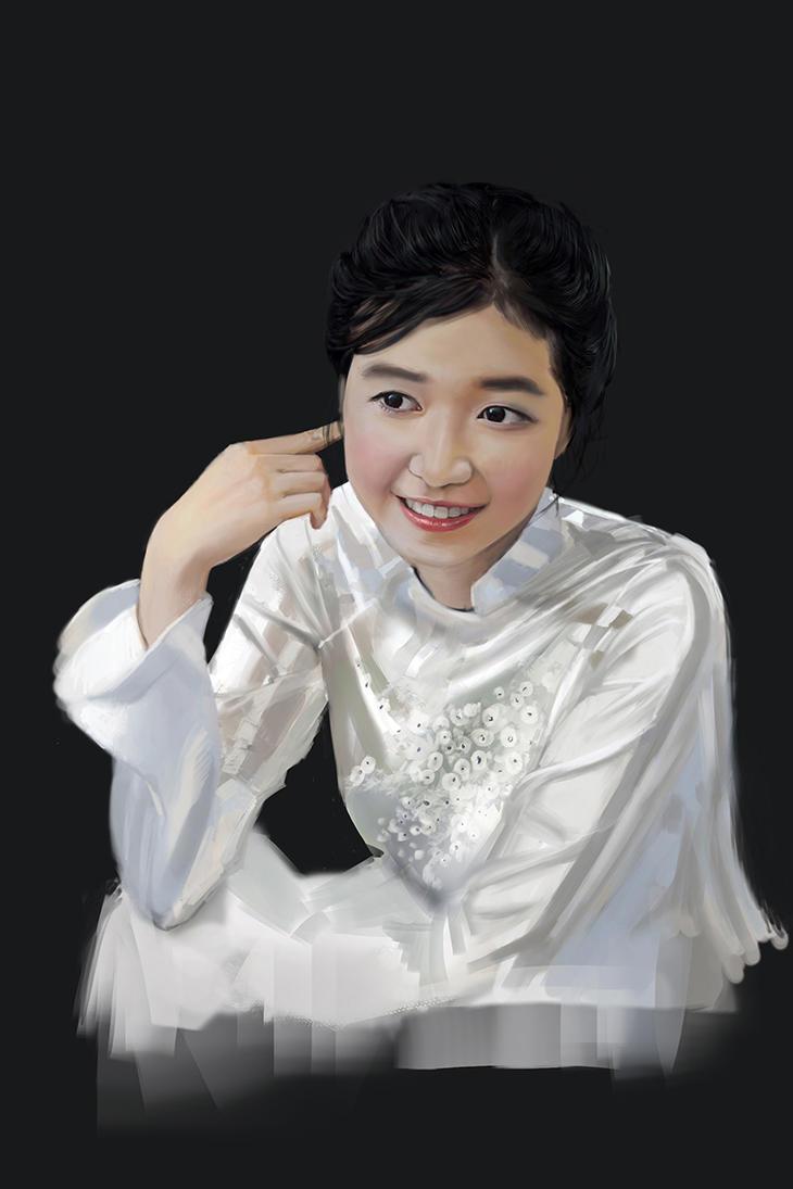 Vietnamese girl 2 by novaillusion