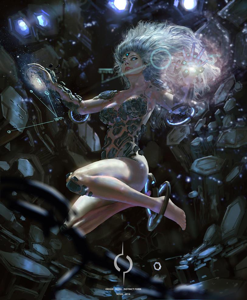 Aura by novaillusion