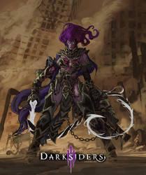 Darksiders fanart: Fury
