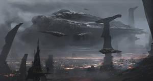 Mega Destroyer by novaillusion