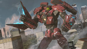 Firestar Enforcer by novaillusion