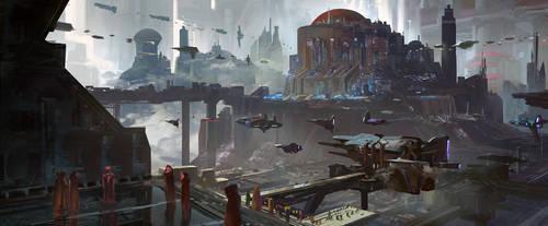 Planet Mekk - Trading route