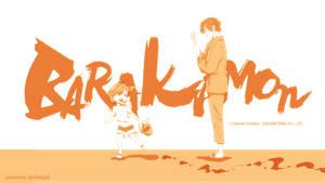 Barakamon by CodeMiwa