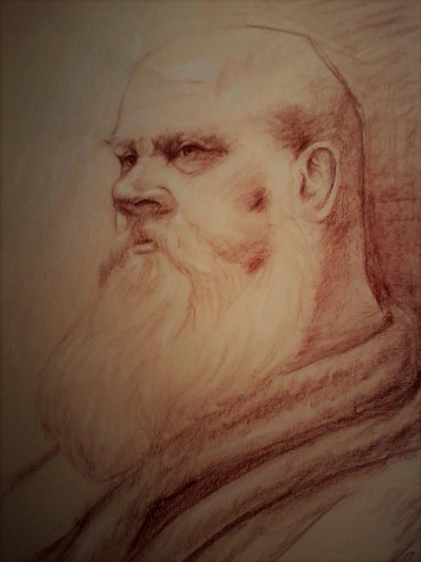 Socrates by JaceyKing