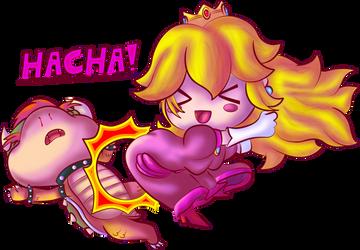Hacha by Ugh-first-aid