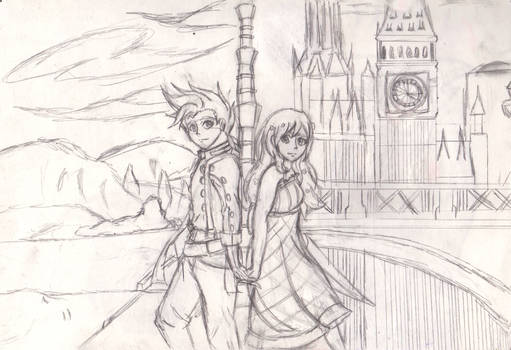 Day 20 - Your Favourite Pairing