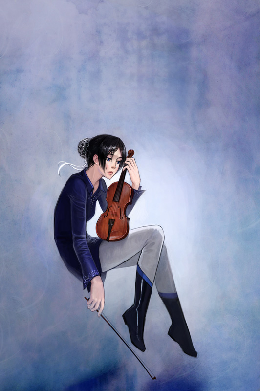 violin by eleth89
