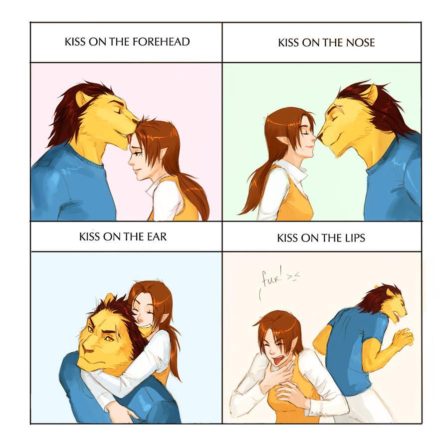 kiss meme by eleth89