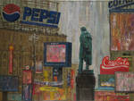 Pushkin square by eleth-art