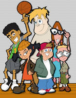 Recess colored by ahmer86