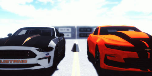 [MMD] Drag Rivals by MaeveSterling