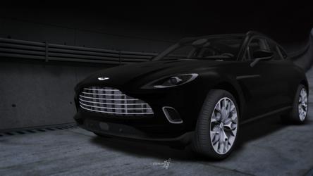 [MMD] Aston Martin DBX by MaeveSterling
