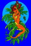 Leafy-seadrag by lunatwo