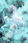 seapony ghost by lunatwo