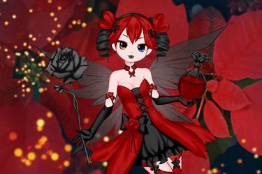 Dark Rose by lunatwo