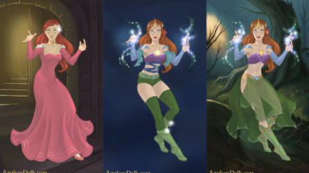 Ariel 14 by lunatwo