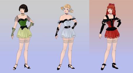 Powerpuff girls 9 by lunatwo