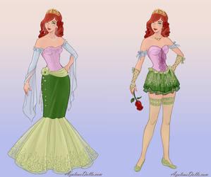 Ariel 35 by lunatwo