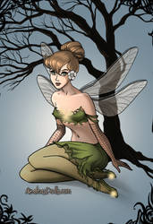 Tinker bell 2 by lunatwo