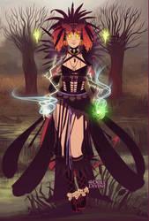 #!@$!?@ Swamp Witch