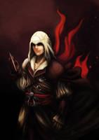 Ezio Auditore by devilmaru