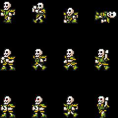 FFIV skeleton by bringer-of-order