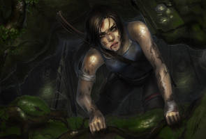 Tomb Raider - From the Abyss by kurimja