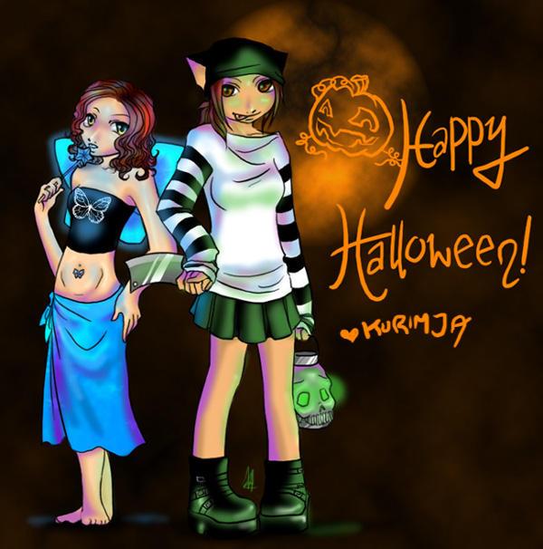 Halloween 2004 By Kurimja On DeviantArt