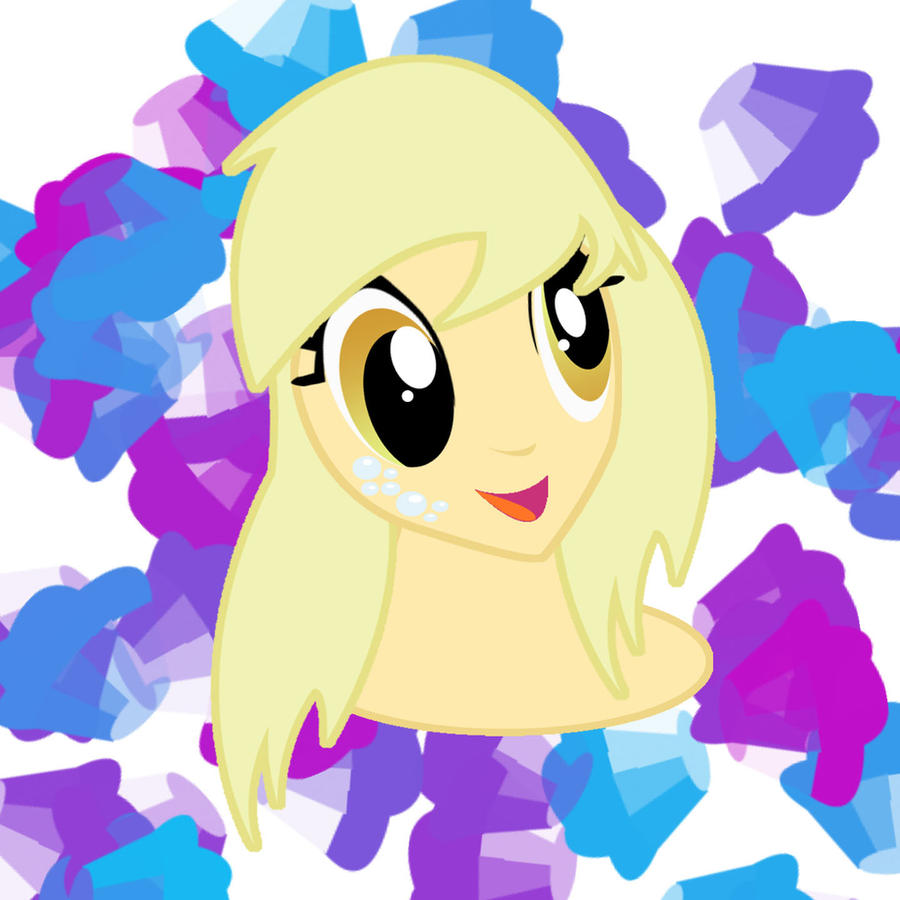 Derpy Hooves Scrunchy Face Derpy Hooves Humanized...