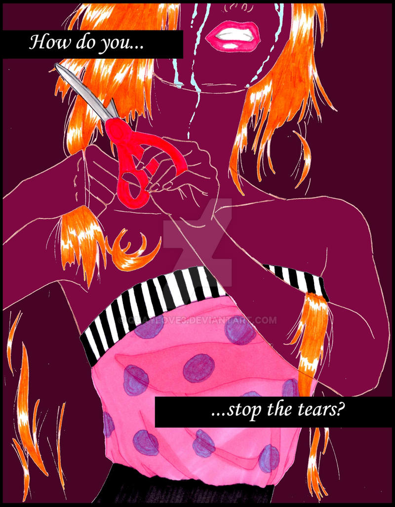 HOW DO YOU STOP THE TEARS? by Quaylove3