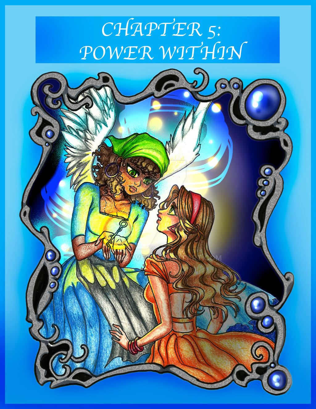 THTB CH.5 POWER WITHIN by Quaylove3