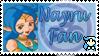 Nayru Stamp by SuperTeeter64