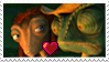 Rango x Beans Stamp by SuperTeeter64