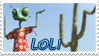 LOL Rango Stamp by SuperTeeter64