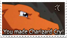 Charizard Cry Stamp by SuperTeeter64