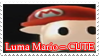 Luma Mario Stamp by SuperTeeter64