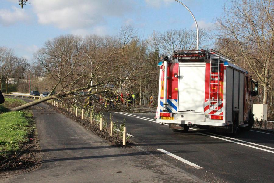 12-11-25 Stormschade, N228 Gouda by Herdervriend