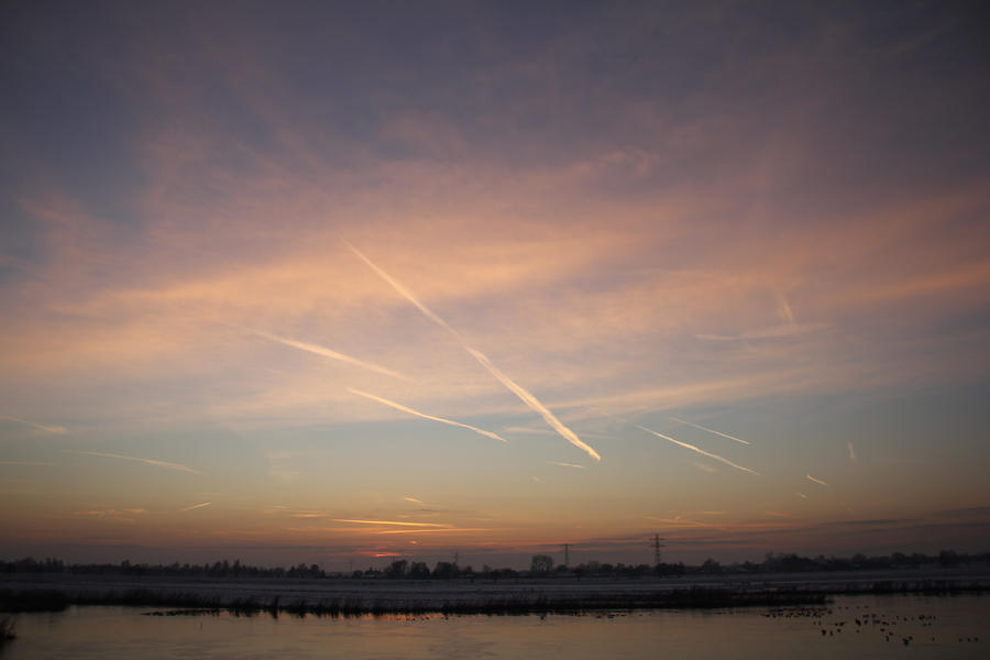 12-12-08 The Sunset 21 by Herdervriend