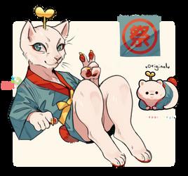 Catbean_Base Transfer by BagelHero-Works