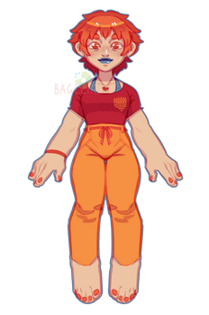 Adoptable_Fresh Orange (OTA, OPEN)