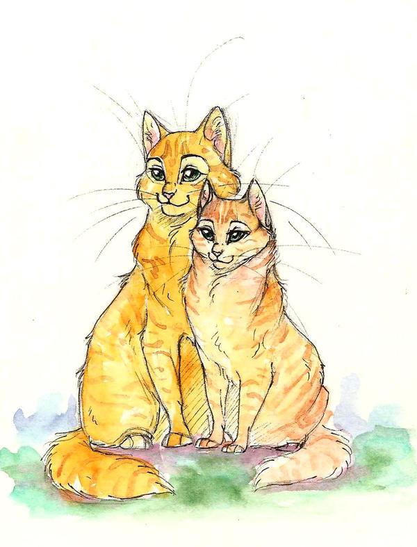 Warrior Cats Firestar ...