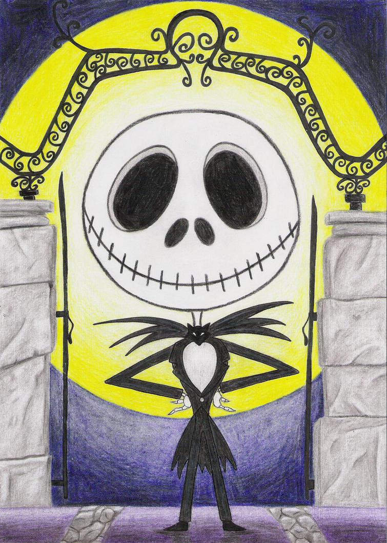 Jack ~The Nightmare Before Christmas~ by Aneixon