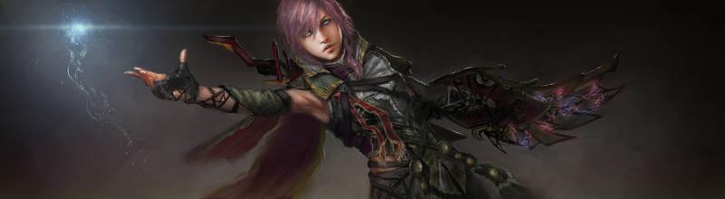 Lightning Returns: FFXIII - Star Dusk Liberator by B-Dunn