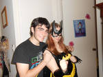batgirl and robbie by tezzy-101