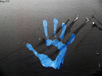 Hand of .... by tezzy-101