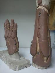 Silicone Glove Sculpt
