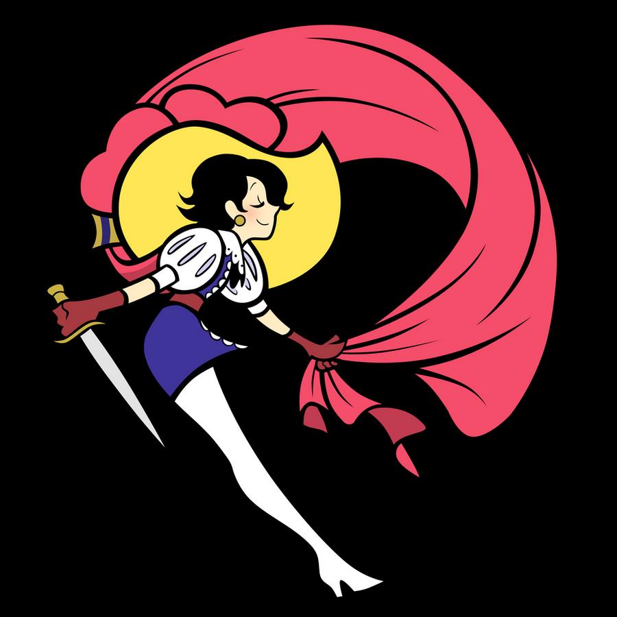 Princess Knight by magenta-anbu