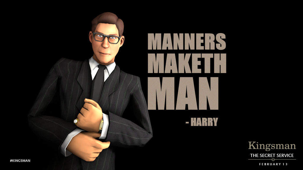 Short essay on manners maketh a man