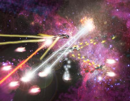 Seeker Swarm Ambush by Darkrelams1