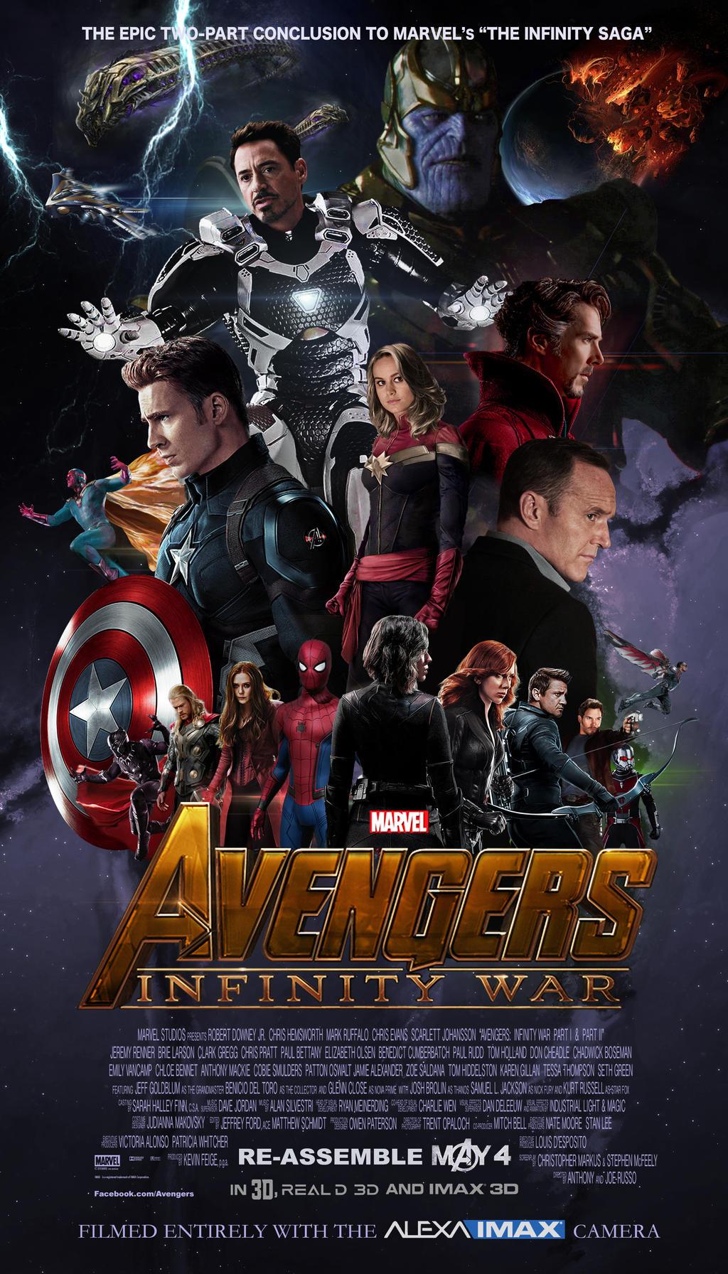 the avengers infinity war part 1 cast : die neunte kompanie film online